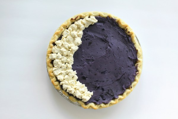savory mashed purple potato pie with cream cheese jewhungry kosher blog