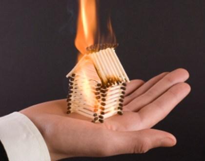 A Sukkot Lesson: Shaky Huts and Burning Houses