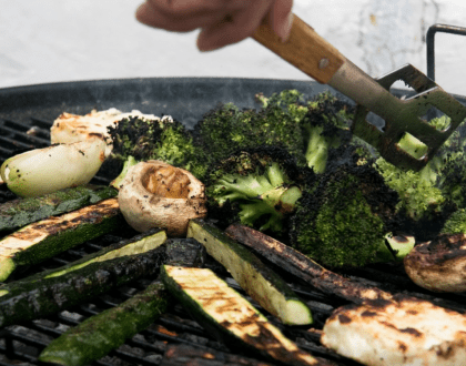 This One Secret Will Keep You From Burning Your Food