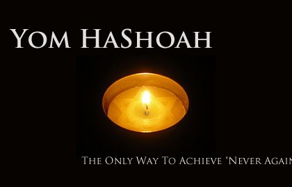 """Yom HaShoah: The Only Way To Achieve """"Never Again"""""""