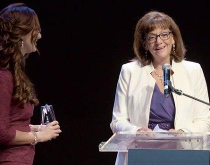 Baroness Ros Altmann Accepts Orthodox Jewish All Star Award