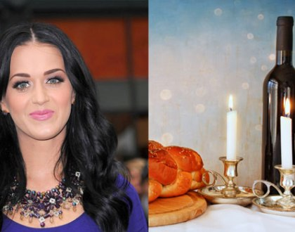 Katy Perry Wishes The Whole World Could Have Shabbos