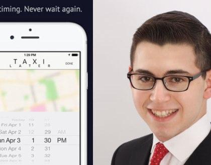 This Orthodox Jewish Kid Just Improved Uber