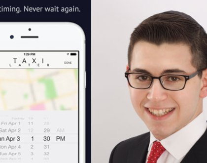 This Orthodox Jewish Kid Just Improved Uber