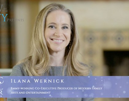 Orthodox Jewish All Star, Ilana Wernick, Emmy-Winning Producer
