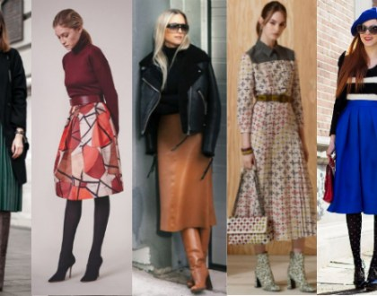 How Do You Stay Warm (And Stylish) In A Skirt During Winter?
