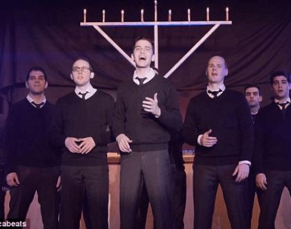 Maccabeats' Chanukah Hamilton & Other Orthodox Jews in the News