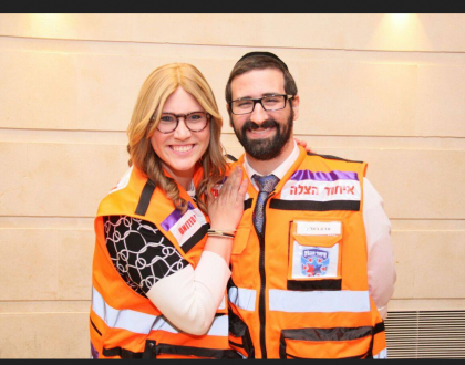 The Haredi Woman Helping Houston With Psychological Aid & Other Orthodox Jews in the News