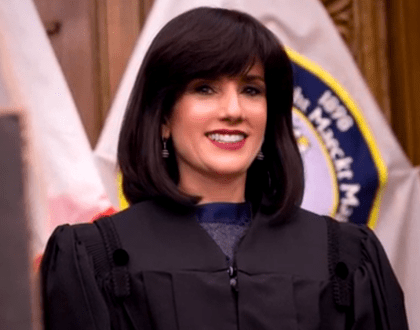 All Star Judge Ruchie Freier Tells Women Not to Compromise Their Values & Other Orthodox Jews in the News