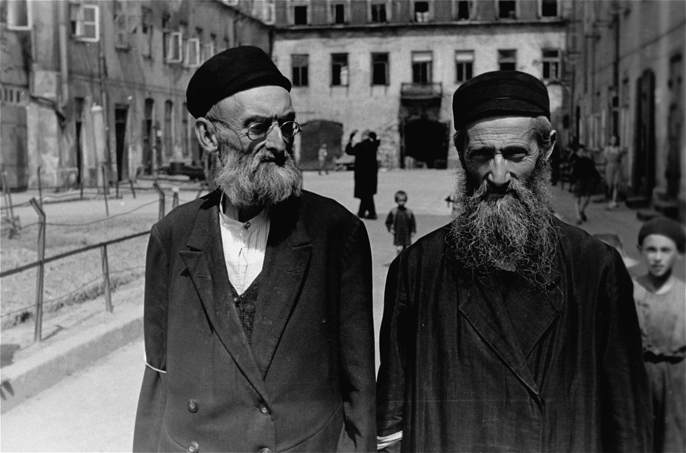 Remembering The Spiritual Heroes Of The Warsaw Ghetto