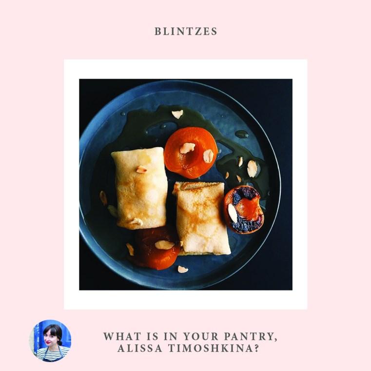 Blintzes, Jewish women cooking interviews, Alissa Timoshkina