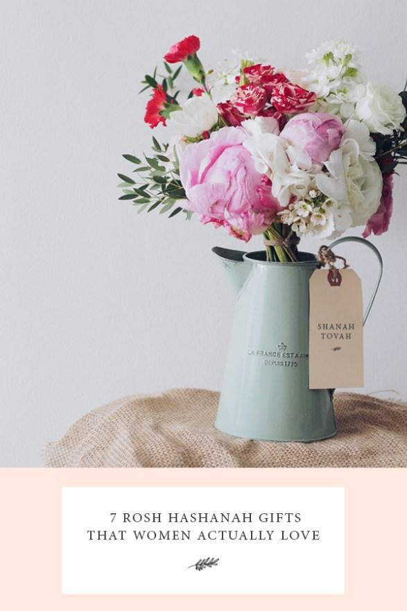 Rosh Hashanah Gifts for Women