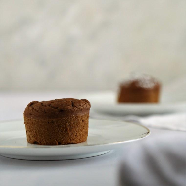 From the Jewish Food Hero Kitchen: Mini Maple Pumpkin Cocoa Cakes