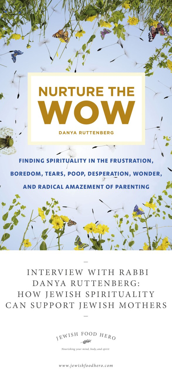 Interview with Rabbi Danya Ruttenberg