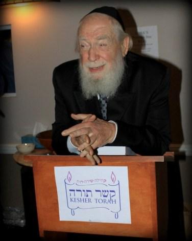 Rabbi Pinchos Gruman