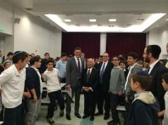 Israeli Consul General Visits Emek (3)