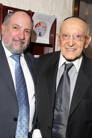 Arieh Greenbaum and Mr. Jack Nagel