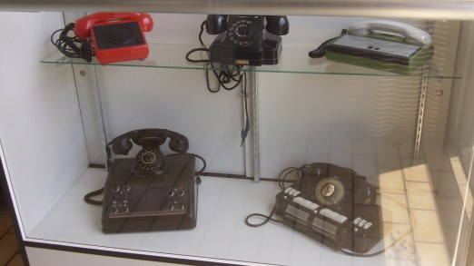 Phones commonly used for spying purposes in E. Germany