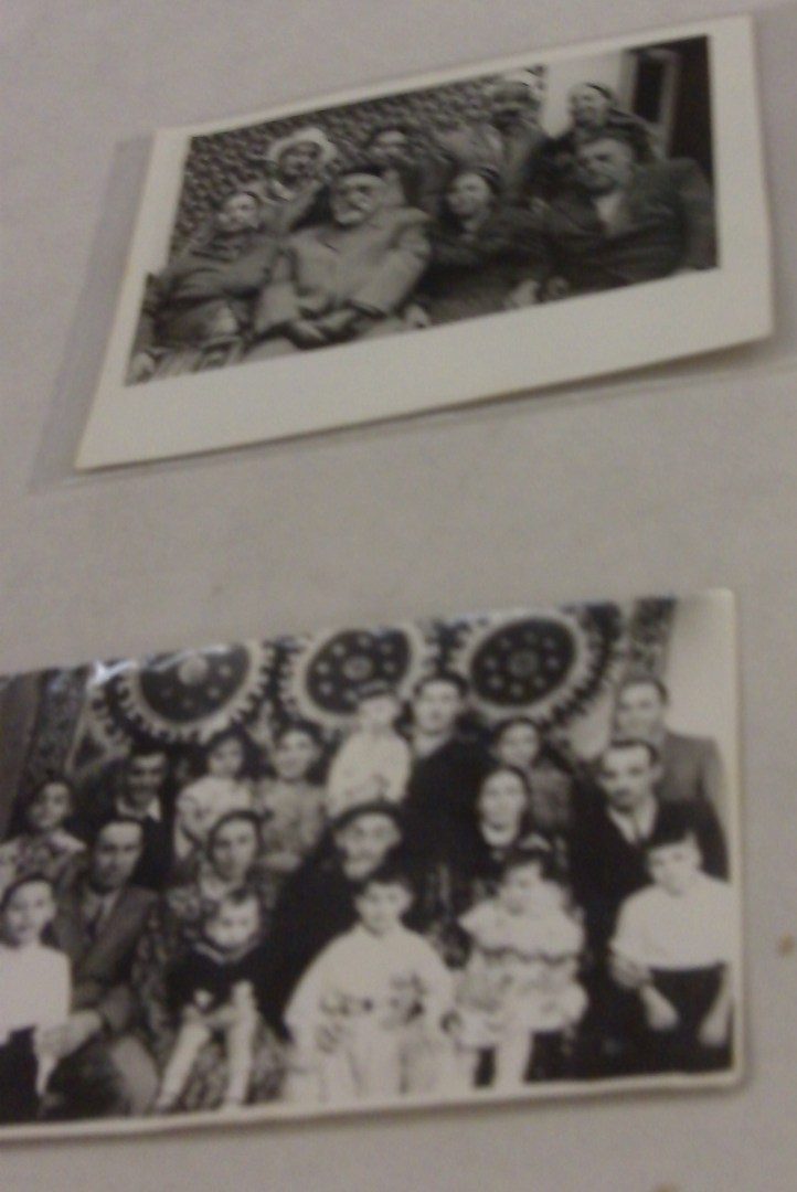 Photos taken of Jews by Soviet ethnographers