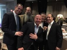 Ben R'bibo, Gil Suman, Lyle Weisman, Martin Suman and Daniel Aharonoff
