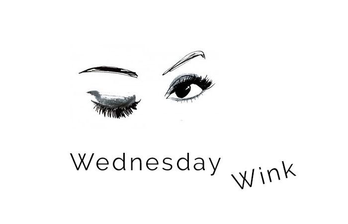 Wednesday Wink || Giñada divina