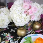 Floral Shavuot Tablescape and Giveaway