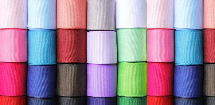 Grosgrain-Solid-Ribbon