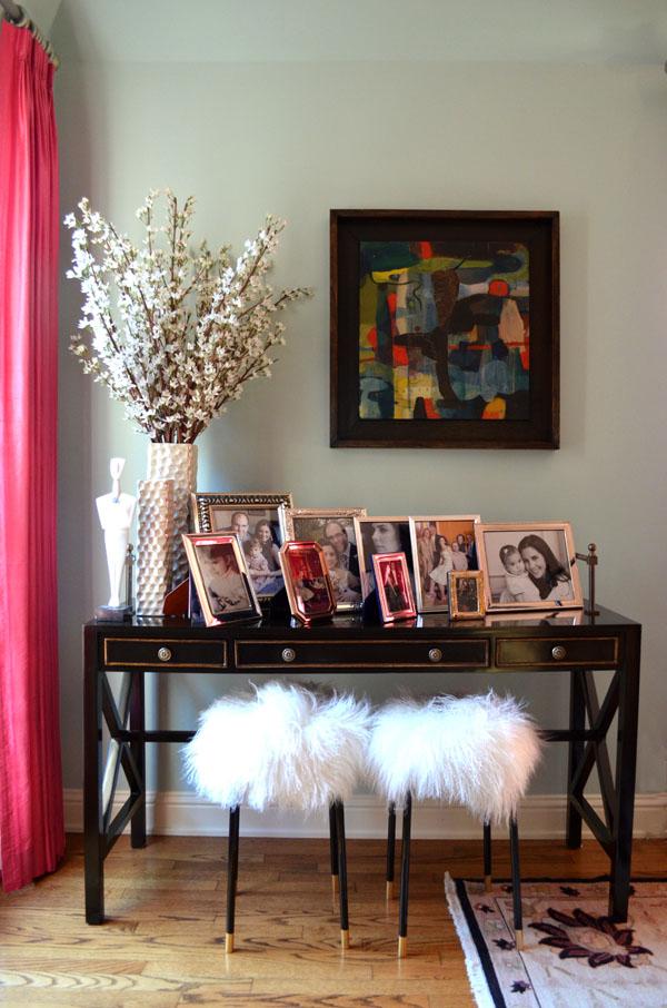 Fur bench at Mimosa Lane blog