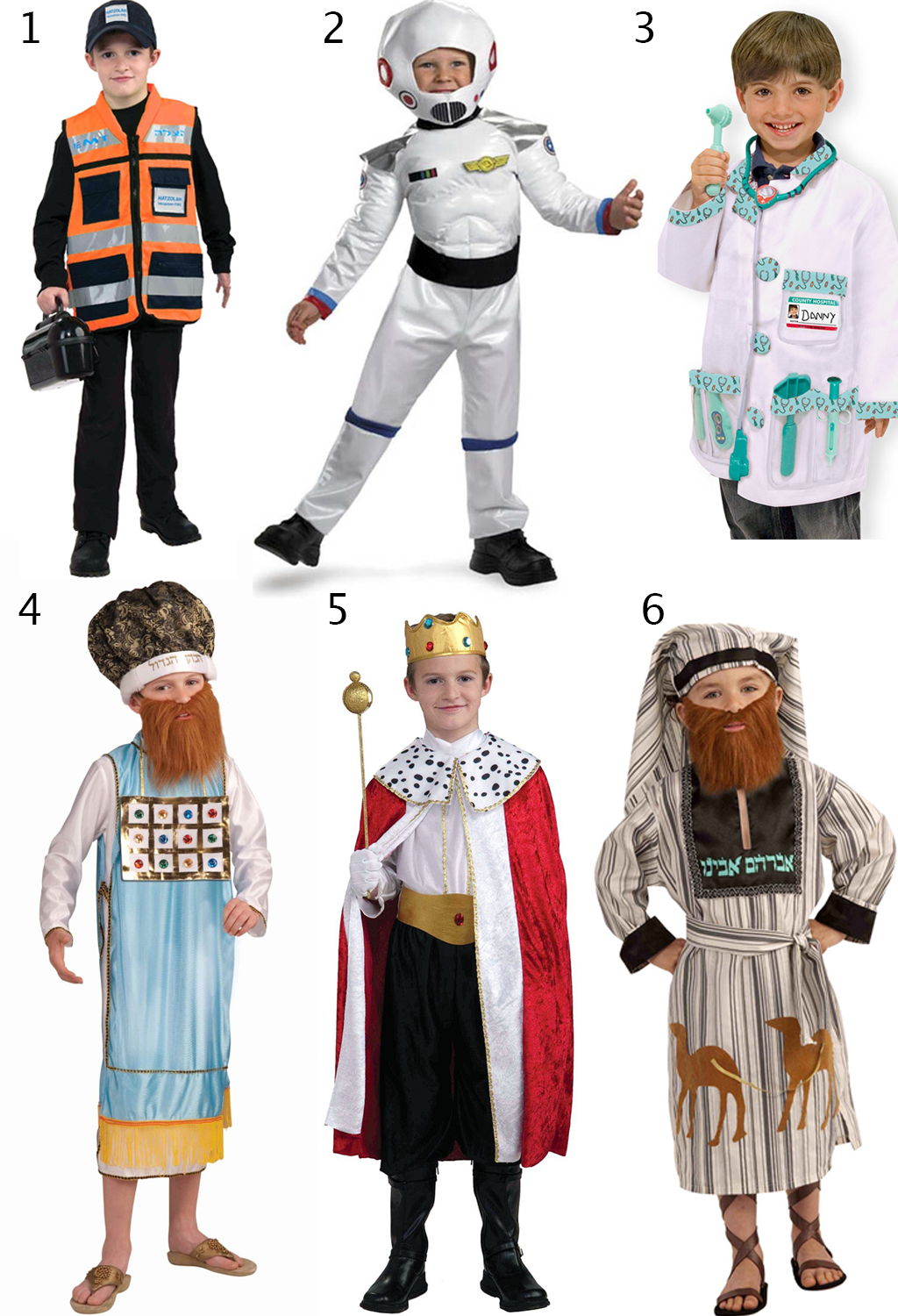 costumes-mood-board
