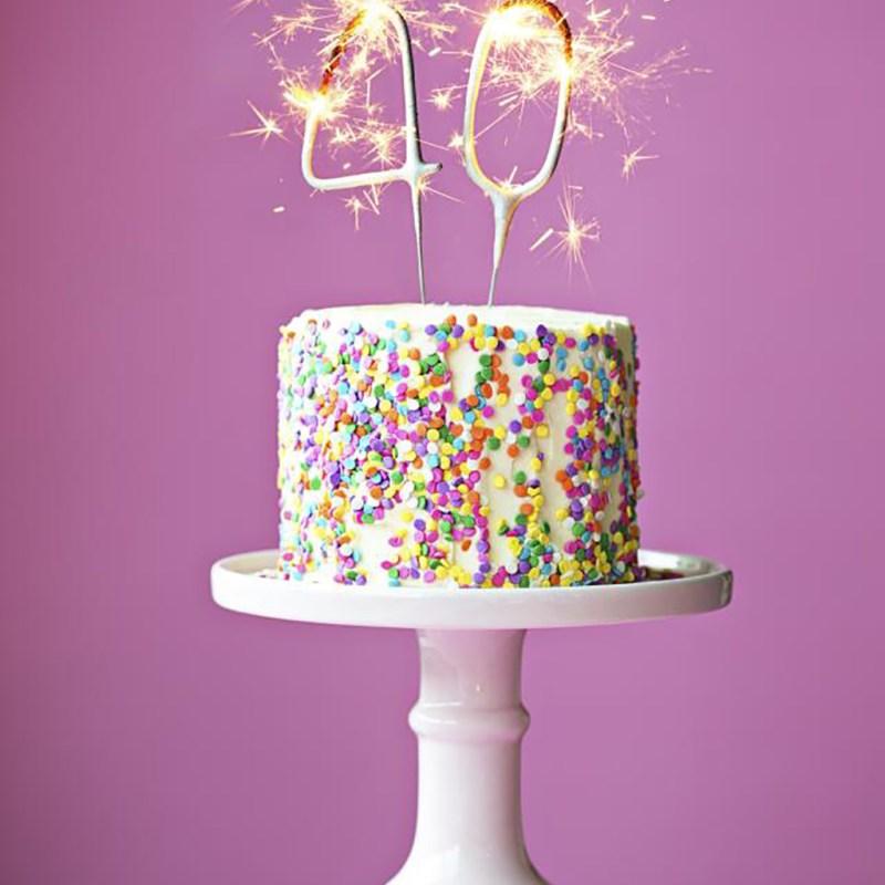 How am I celebrating my 40th Birthday!? || ¿¡Cómo voy a celebrar my llegada a los 40!?