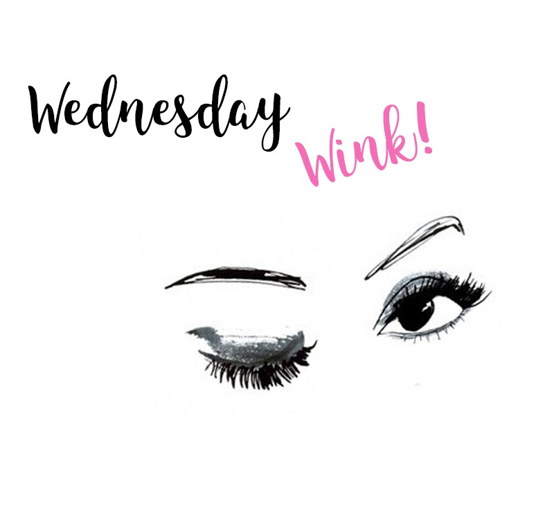 DEDICATE A WEDNESDAY WINK