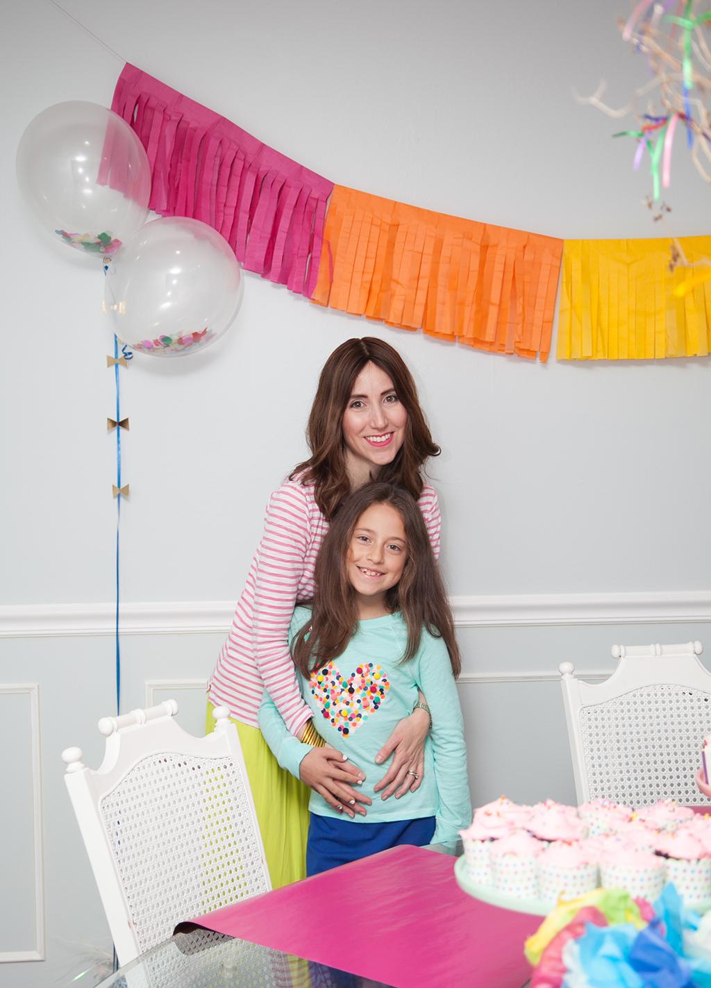 Nine Year Old Girl Birthday Party