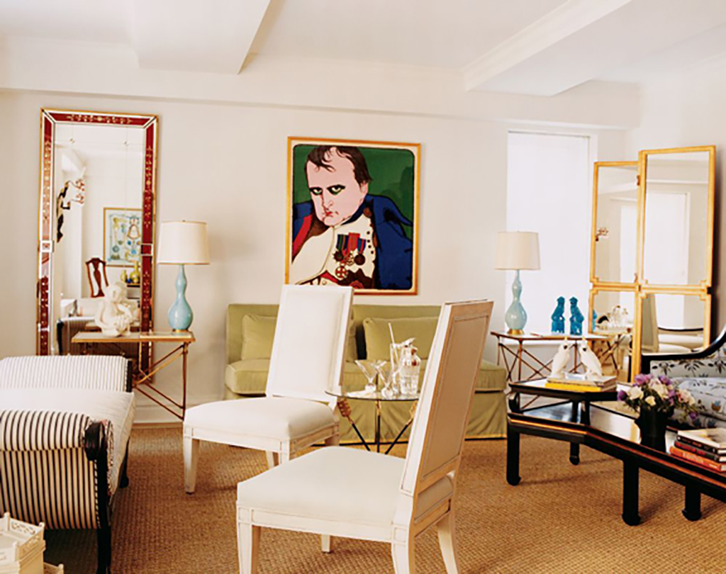Ivanka Trump apartment by Emma Jane Pilkington