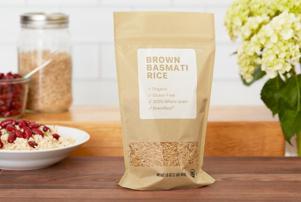Brandless Brown Basmati Rice