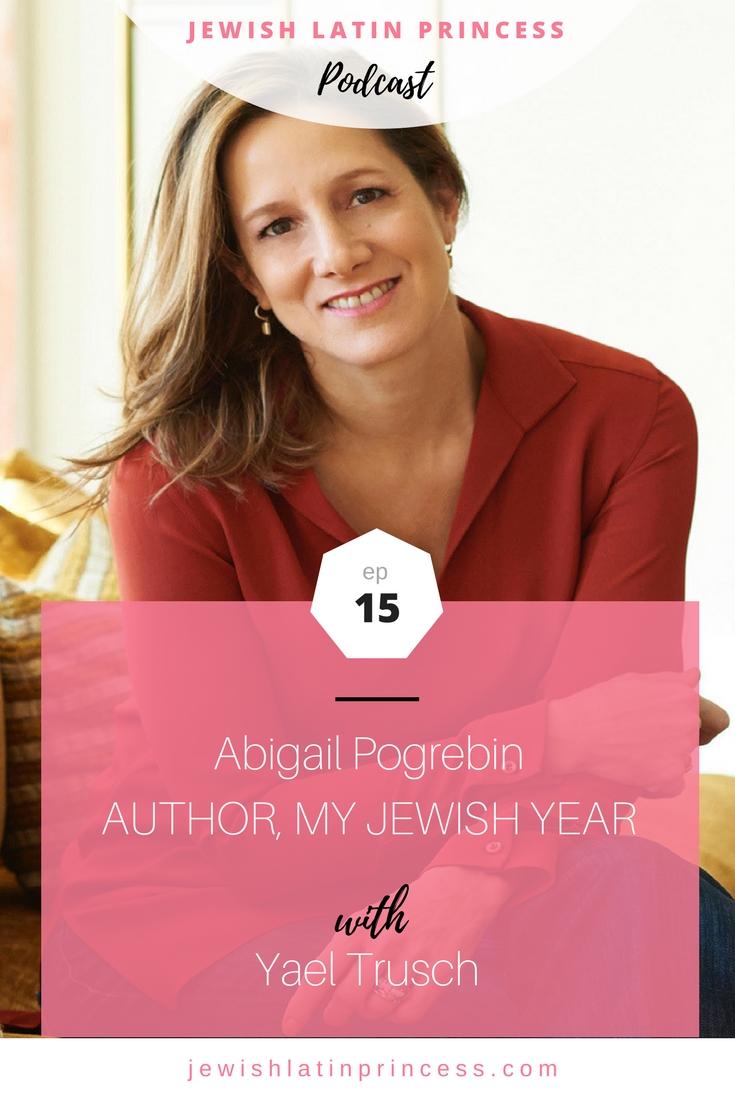 Abigail Pogrebin