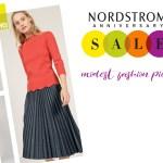Ofertas en Nordstrom: Moda con Tzniut (Recato)