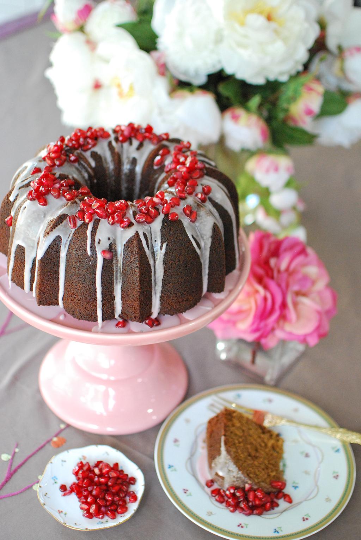Best Rosh Hashanah Honey Cake