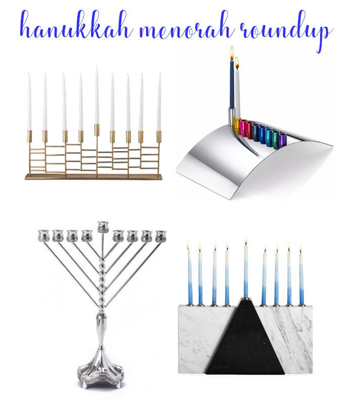 Hanukkah Menorah Roundup