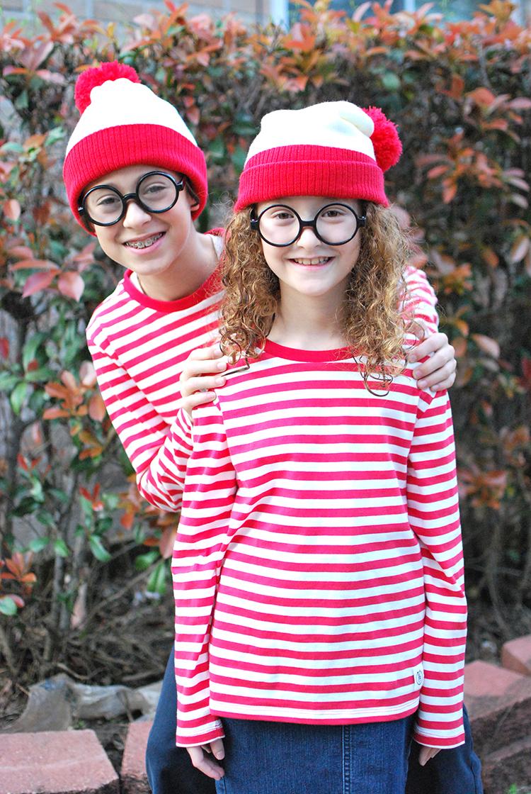 Waldo Purim Costume