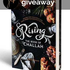 Rising, the Book of Challah & Giveaway!