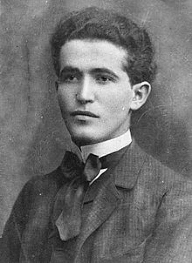 Давид Бен-Гурион в юности