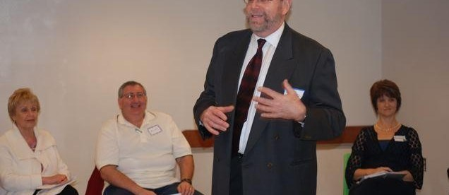 Rabbi Address at a recent workshop