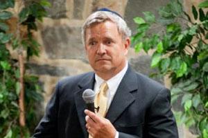 Scholar Dr. Stephen R. Treat – Large