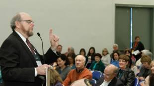 Rabbi Address leads biennial workshop