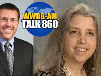 Dr. Stephen Goldfine, left, and Dr. Judith Curtin, are the guests on the April 12, 2016 Boomer Generation Radio program.
