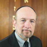Rabbi Richard Simon of Temple Har Zion, Mt. Holly, NJ