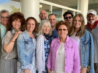 Sandy Taradash's 75th Birthday Weekend with family
