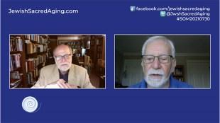 Rabbi Address discusses Sephardi Jewish customs and practices with Rabbi Rifat Sonsino