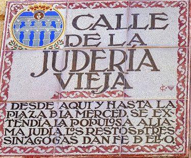 JewishToledo and JewishSegovia