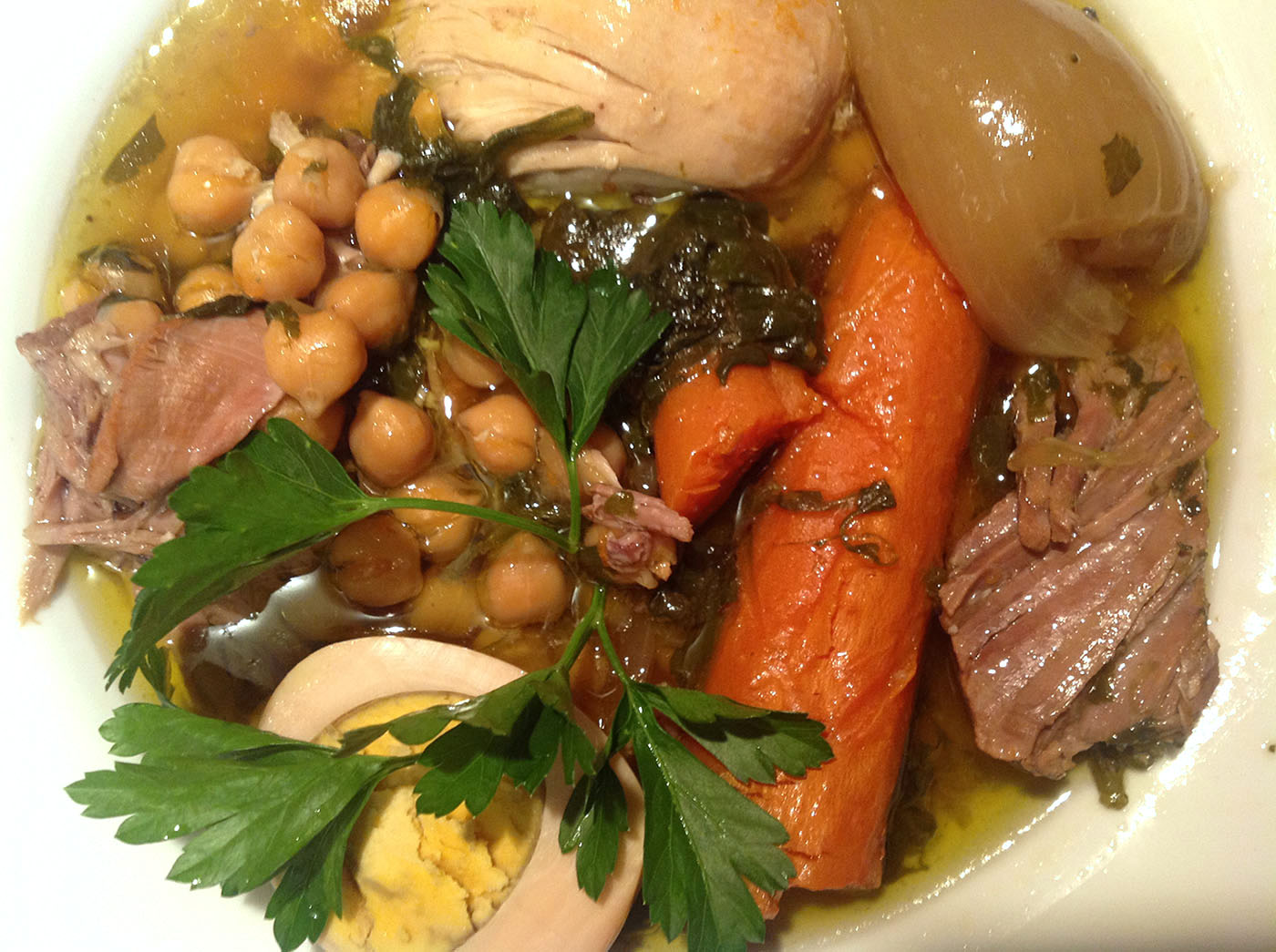 Adafina The Classic Sephardic Sabbath Stew